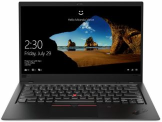 "LENOVO THINKPAD X1 CARBON 8TH/ 14"" FHD/ I5-10210U/ 16 GB/ 256 GB/ W10P/ 3 YR ON-SITE/ FI"