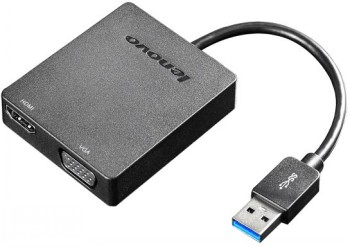LENOVO USB 3.0 TO VGA/HDMI ADAPTER